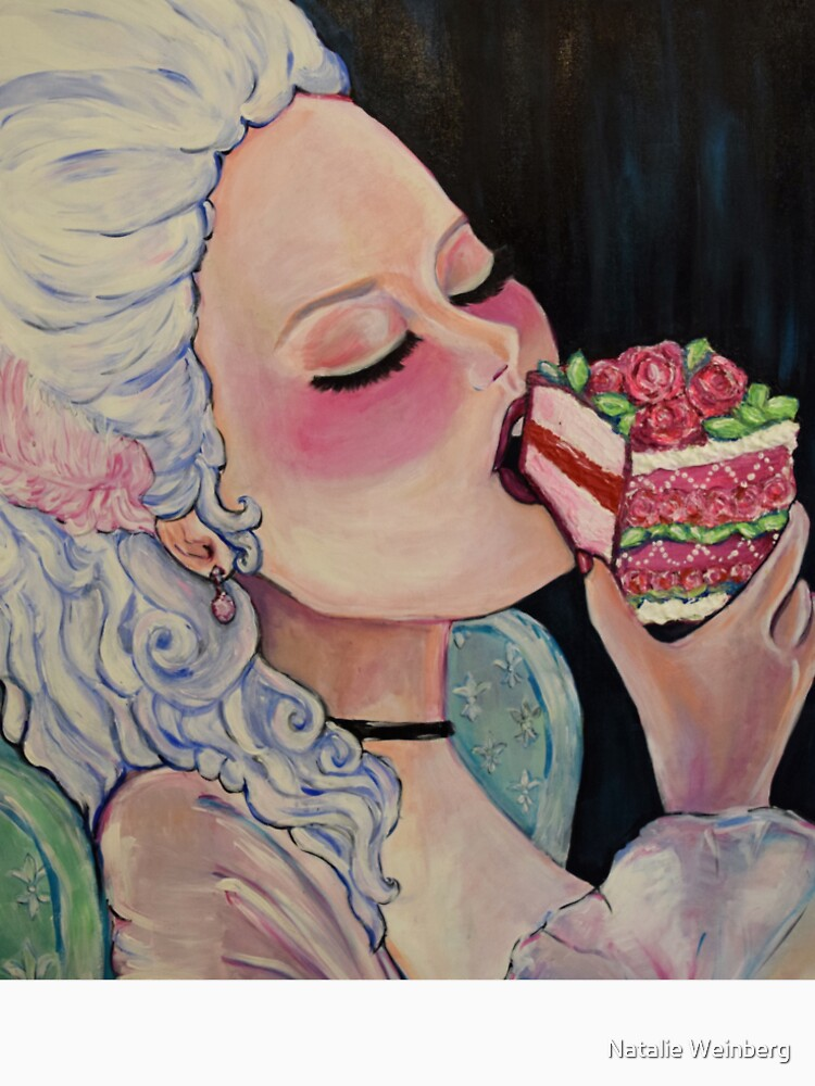 Let them Eat Cake by natalieweinberg