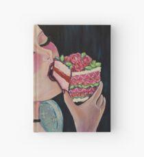 Let them Eat Cake Hardcover Journal