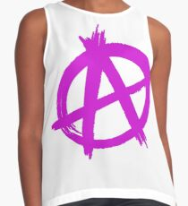 Before the Storm Anarchy Logo - Life is Strange 1.5 Contrast Tank