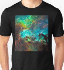 Green Nebula T-Shirt