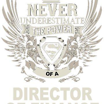 DIRECTOR OF FINANCE by Jadovalees