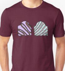 pastel fondant fancies Unisex T-Shirt