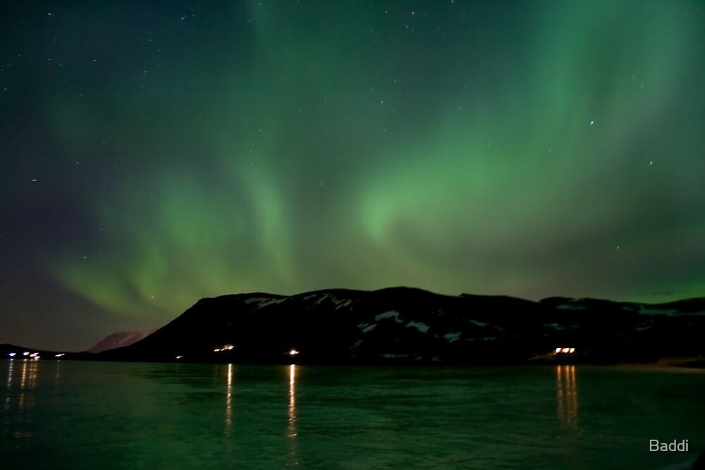 Aurora Borealis by Baddi