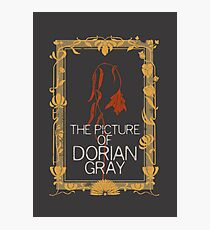 BOOKS COLLECTION: The Picture of Dorian Gray Photographic Print