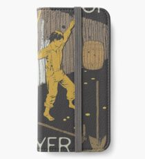 Books Collection: Tom Sawyer iPhone Wallet/Case/Skin