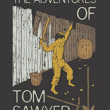 Books Collection: Tom Sawyer by Timone