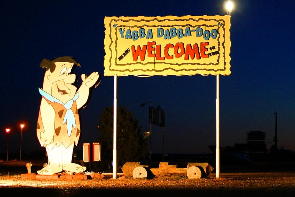 Yabba-Dabba-Do! by Patricia Montgomery