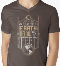 Mumford Typography (earth)(gold) T-Shirt