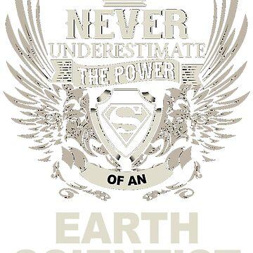 EARTH SCIENTIST by Jadovalees