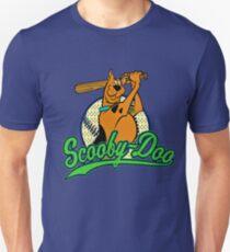Scooby Doo Baseball Unisex T-Shirt