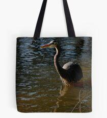Park Heron Tote Bag