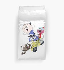Regular Show Duvet Cover