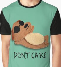 Don't Care Graphic T-Shirt