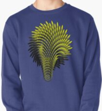 Oval Tree - Oval  Pullover