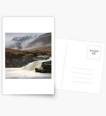 Glen Etive Postcards
