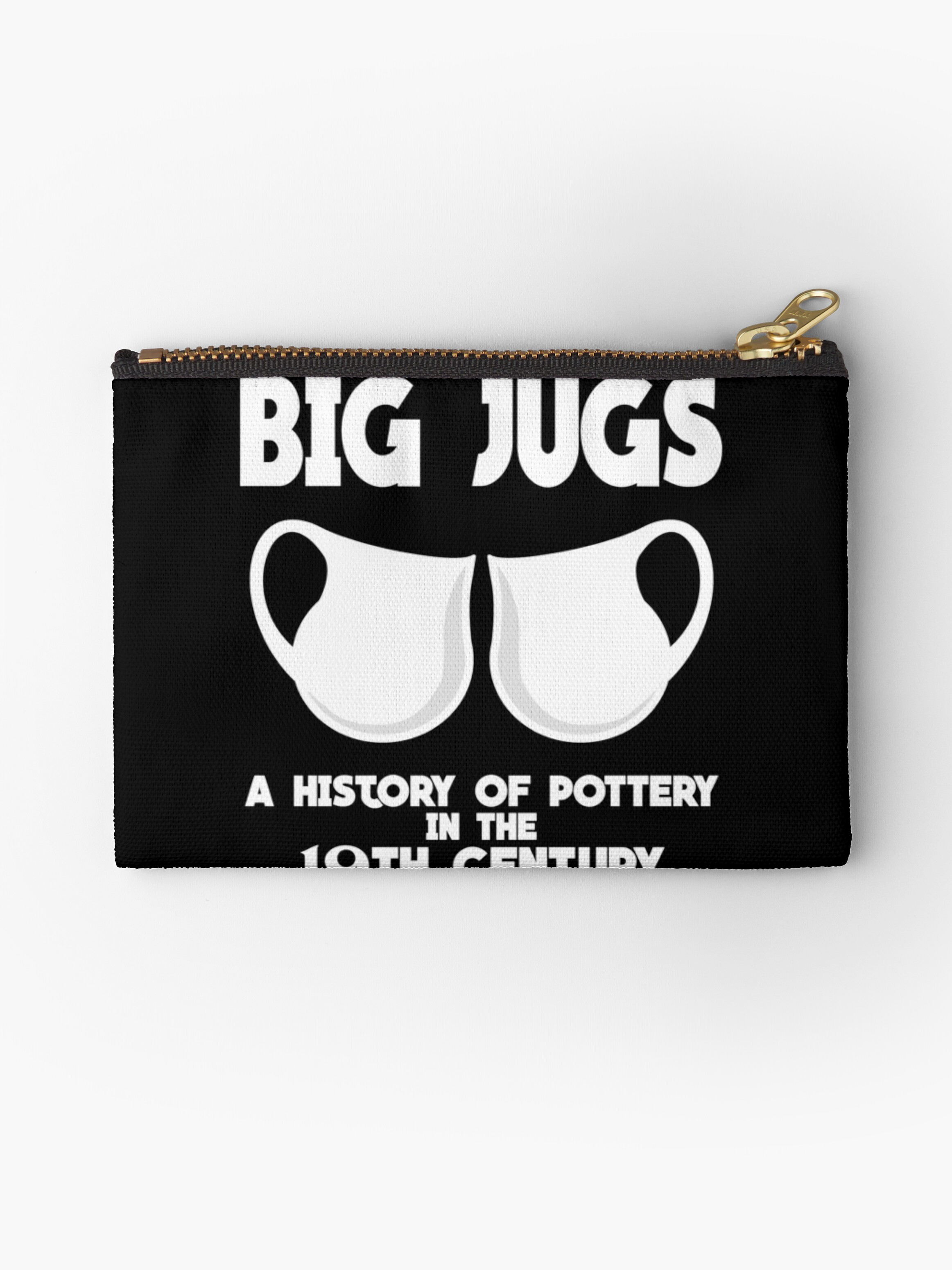 "big jugs bottom design"" studio pouchesdavid speed 
