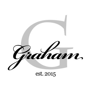 Graham est. 2015 by kgraham712