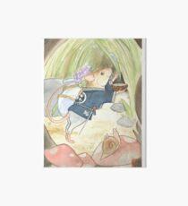 Water Gatherer Daisuke Art Board