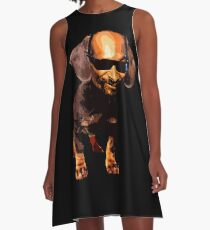 Snoop Doggy A-Line Dress