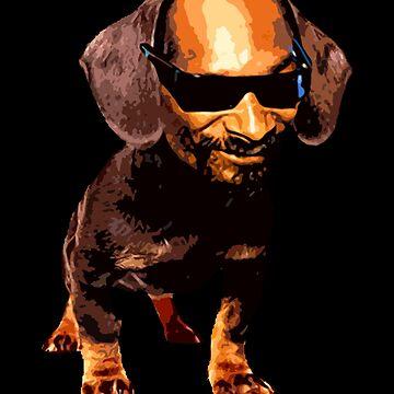 Snoop Doggy by geekone