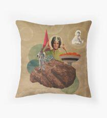 Modern Vintage Collection -- Origin Throw Pillow
