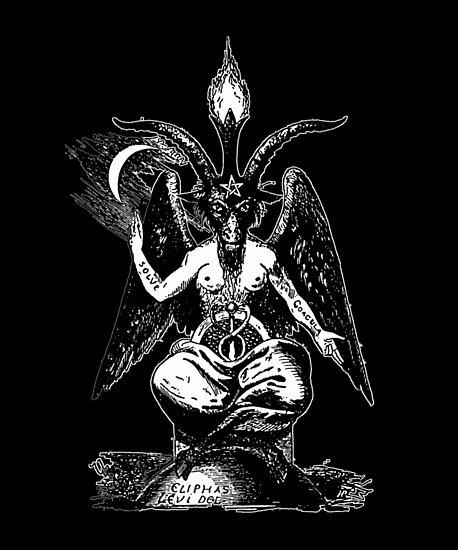 "Sigil Of Lucifer Hd Wallpaper: ""Sigil Of Baphomet"" Poster By JacknightW"