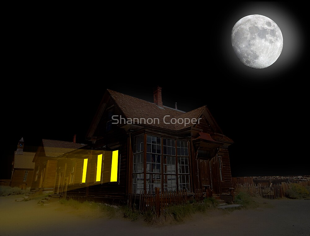 Ghost Town by Shannon Beauford