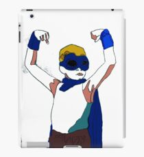 Superhero by Susanne Schwarz iPad Case/Skin