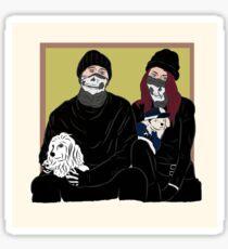 Cops & Robbers  Sticker
