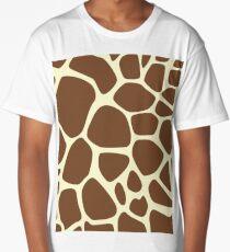Giraffe Skin Long T-Shirt