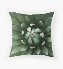 Nature's Perfect Abstract Throw Pillow