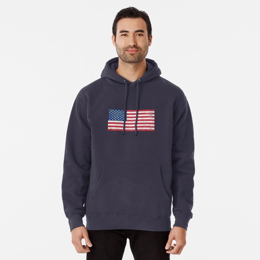Estados Unidos Sudadera con capucha