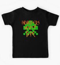 INVADERS MUST DIE I Kids Tee