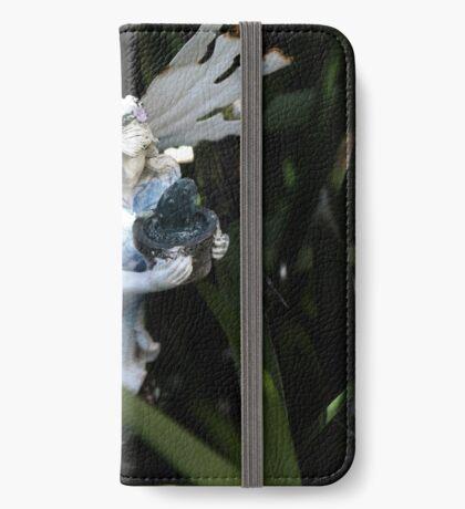 Garten Fee iPhone Flip-Case