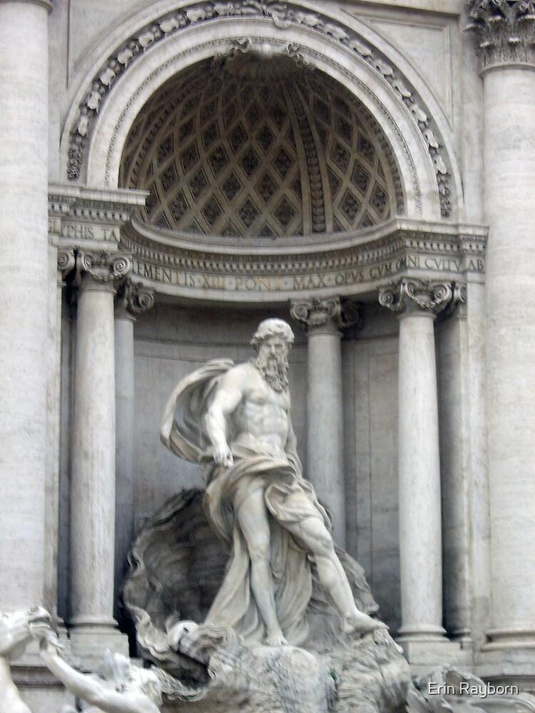 Trevi Fountain by Erin Rayborn