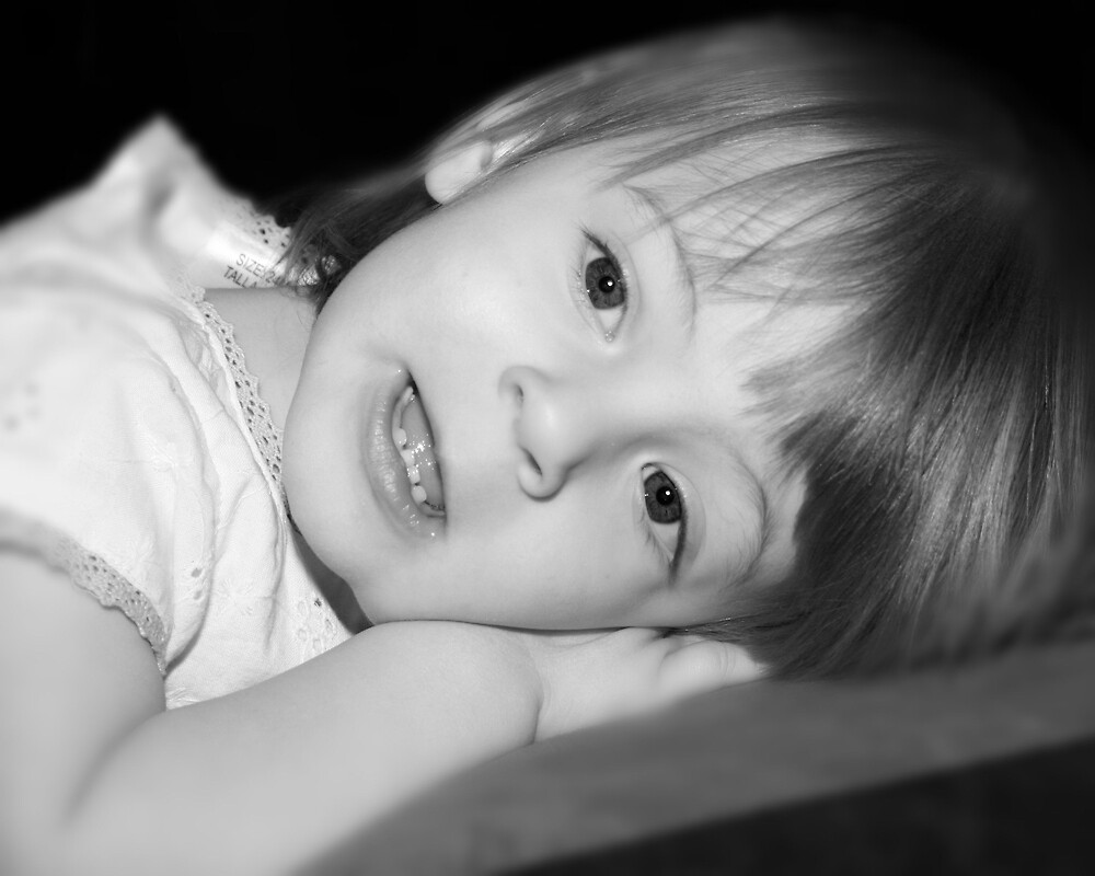 Isabella!  Beautiful Baby! :) by Stacey Milliken