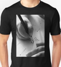 Learning Process Unisex T-Shirt
