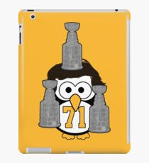 Geno Penguin Cups iPad Case/Skin