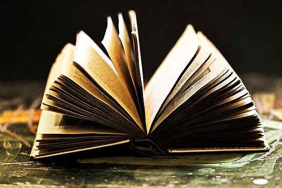 Open Book -Pages- by Evita