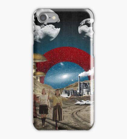 Modern Vintage Collection -- Uncertain Future iPhone Case/Skin