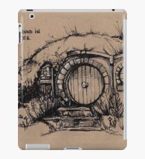 The shire iPad Case/Skin