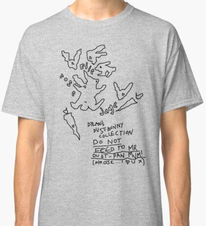'Dylan's Dust Bunnies' Classic T-Shirt
