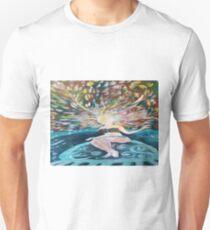 Watery Phoenix Unisex T-Shirt