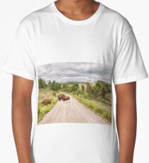Buffalo Crossing Long T-Shirt