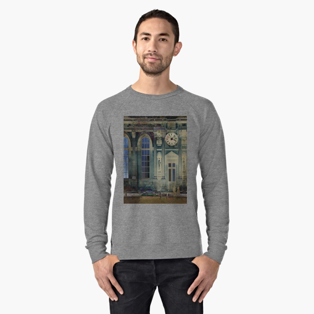 A Night at the Palace Lightweight Sweatshirt Front