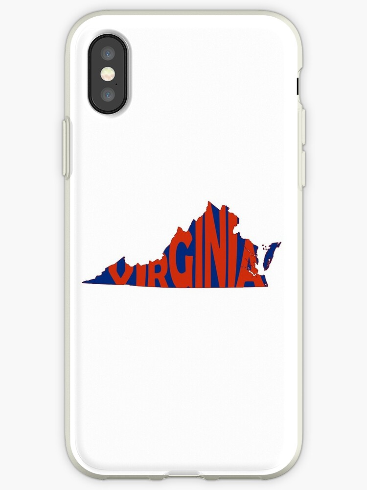 Virginia State Word Art by surgedesigns