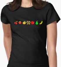 Ms PacMan Fruit T-Shirt