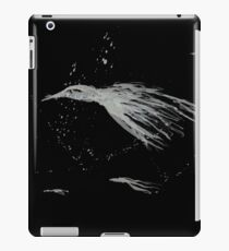 Brush and Ink - 0170 - Scouting Pattern iPad Case/Skin