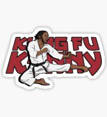 Kendrick Lamar - Kung-fu Kenny Sticker