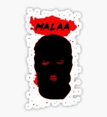 Malaa Sticker